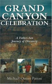 Cover of: Grand Canyon celebration by Michael Quinn Patton