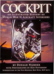 Cover of: Cockpit by Donald Nijboer