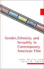 Cover of: Gender, Ethnicity, and Sexuality in Contemporary American Film (America in the 20th Century Series) by Jude Davies