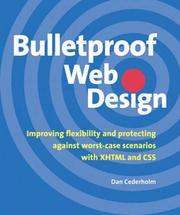 Cover of: Bulletproof Web Design by Dan Cederholm