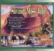 Cover of: Saving Miss Julie by Stan Lynde