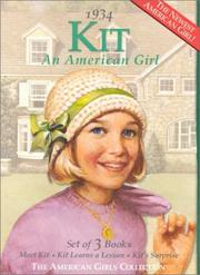 Cover of: Kit an American Girl by Valerie Tripp
