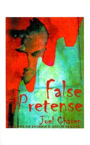 Cover of: False Pretense by Joel Chasen