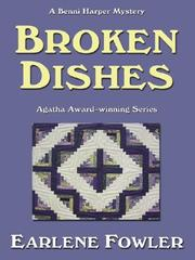 Cover of: Broken dishes by Earlene Fowler