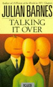 Cover of: Talking It Over by Julian Barnes