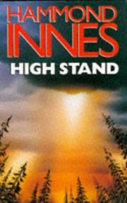Cover of: High stand by Hammond Innes