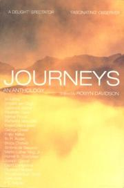 Cover of: The Picador Book of Journeys by Robyn Davidson