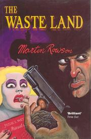 Cover of: The waste land by Martin Rowson