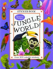 Cover of: Jungle World! by Maurice Pledger