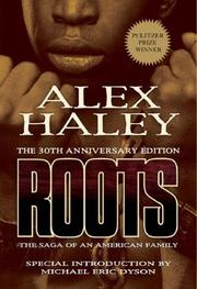 Cover of: Roots by Alex Haley