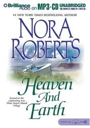 Cover of: Heaven and Earth by Nora Roberts