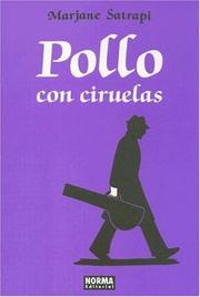 Cover of: Pollo con ciruelas by Marjane Satrapi