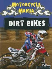 Cover of: Dirt bikes by David Armentrout