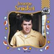 Cover of: Lemony Snicket by Jill C. Wheeler