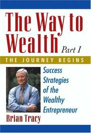Cover of: The Way to Wealth by Brian Tracy