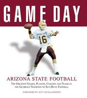 Cover of: Game Day: Arizona State Football by Athlon Sports