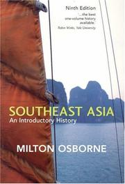 Cover of: Southeast Asia by Milton Osborne