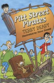 Cover of: Pitt Street Pirates by Terry Deary