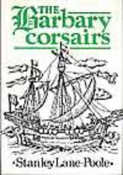 Cover of: The Barbary Corsairs by Stanley Lane-Poole