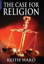 Cover of: The Case For Religion by Keith Ward