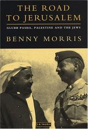 Cover of: The Road to Jerusalem by Benny Morris