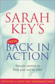 Cover of: Back in action by Sarah Key