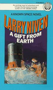 Cover of: A Gift from Earth by Larry Niven