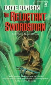 Cover of: Reluctant Swordsman (Seventh Swordsman, Book 1) by Dave Duncan