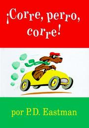 "Cover of: ""Dr. Seuss' ¡Corre, Perro, Corre!"" by P.D. Eastman, Dr. Seuss"