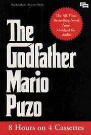 Cover of: The Godfather by Puzo, Mario