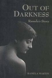 Cover of: Out of Darkness by Ramela Martin