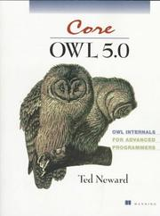 Cover of: Core Owl 5.0 by Ted Neward