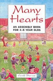 Cover of: Many Hearts by Geoff Davies