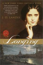 Cover of: Longing by J.D. Landis