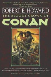 Cover of: The Bloody Crown of Conan by Robert E. Howard