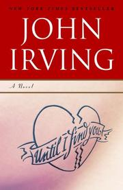 Cover of: Until I Find You by John Irving
