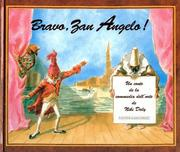 Cover of: Bravo, Zan Angelo! by Niki Daly