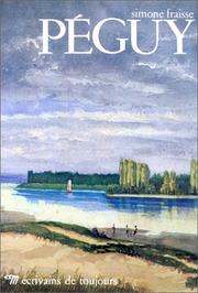 Cover of: Péguy by Simone Fraisse