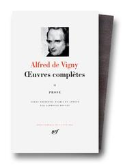 Cover of: Vigny by Alfred de Vigny
