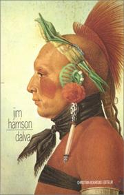 Cover of: Dalva by Jim Harrison