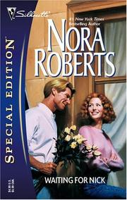 Cover of: Waiting for Nick by Nora Roberts
