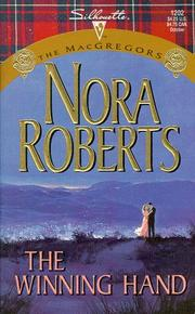 Cover of: The winning hand by Nora Roberts