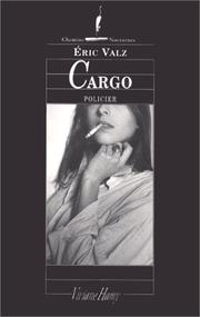 Cover of: Cargo by Eric Valz