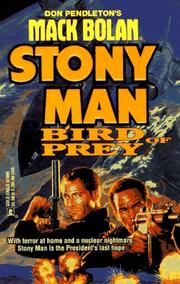 Cover of: Bird Of Prey by Don Pendleton