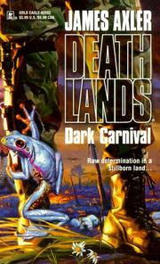 Cover of: Dark Carnival by James Axler