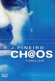 Cover of: Chaos. Thriller by R. J. Pineiro