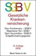 Cover of: Sozialgesetzbuch by Germany