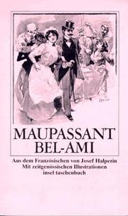 Cover of: Bel-Ami by Guy de Maupassant