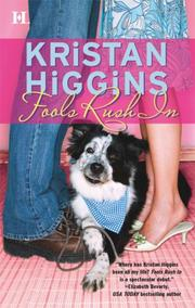 Cover of: Fools Rush In by Kristan Higgins