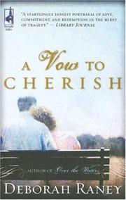 Cover of: A Vow to Cherish (Prequel to Within This Circle) by Deborah Raney